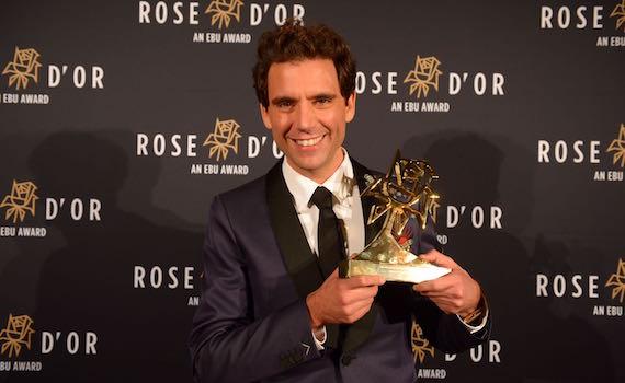 Stasera CasaMika il Rose D'Or Award come migliore show
