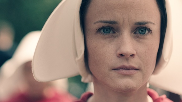 "Ad Alexis Bledel l'Emmy come ""Migliore Attrice Guest"" per The Handmaid's Tale"