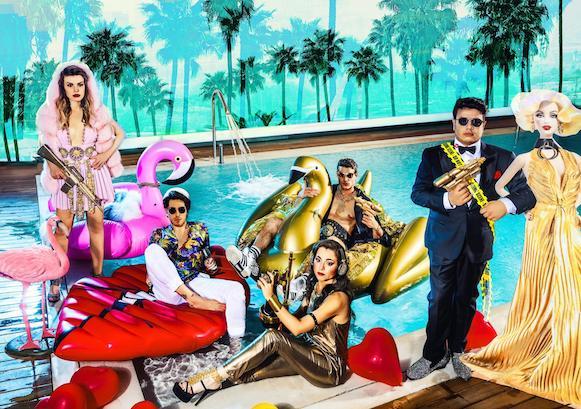 #Riccanza diventa uno show internazionale con protagonisti sei ricchi millennials di tutta Europa