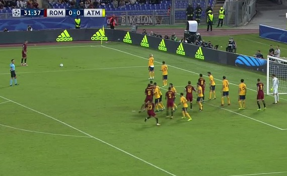 Ascolti Tv 12 settembre tutti i dati: Roma-Atletico 4 milioni (16,5%), Il Paradiso delle signore 3,650 (16,72%). Berlinguer batte Floris