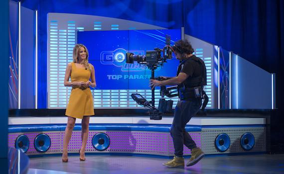 Diletta Leotta: questa sera riparte Goal Deejay su Sky Sport