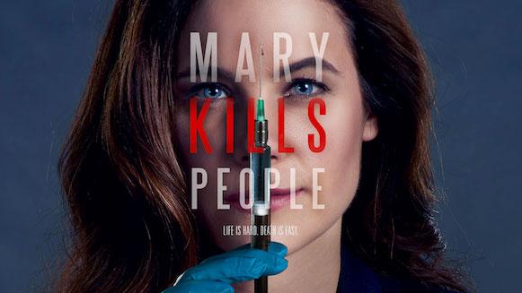 Arriva Mary Kills People, il drama che esplora il fine vita con dark humor