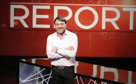 Ascolti Tv 29 aprile, Top&FlopAuditel: Report doppia Quarta repubblica
