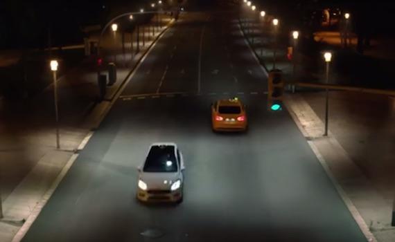 Spot Tv: nuova Ford Fiesta, un carpe diem onirico onanistico