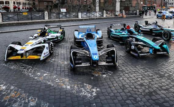 Formula E: riparte il campionato in Arabia Saudita