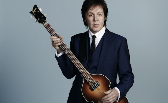 Sky Arte: Paul McCartney live per i 48 anni dei Beatles negli States