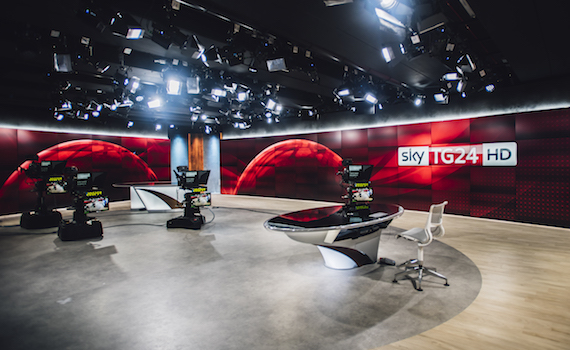Il tg Sky diventa una lobby per aziende a caccia di politici (Autostrade&C.)