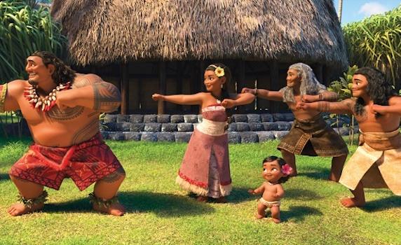 Oceania: domani sera in onda in prima tv su Sky Cinema Uno