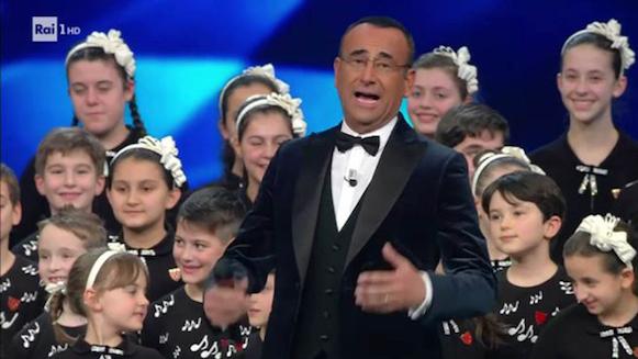 Ascolti Tv 8 dicembre, vince 60 Zecchini d'oro con il 22,21%