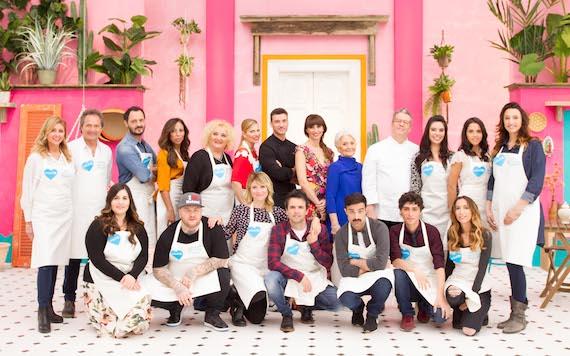 Due puntate di Bake Off Italia Celebrity Edition per l'Unicef