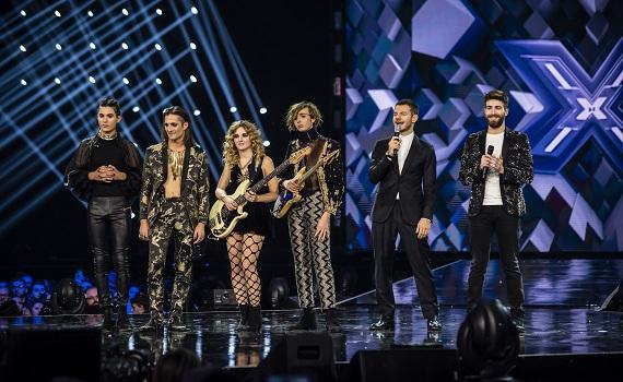 Ascolti Tv 14 novembre digital e pay: X Factor, Licitra vince col 16,2%. Nove al 2,8% con La maschera di ferro