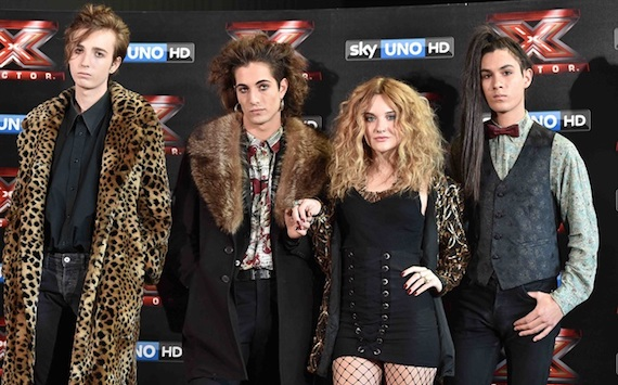Maneskin, l'onda lunga di X Factor: tour sold out