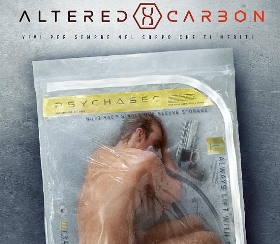 Altered Carbon su Netflix: non si può vivere per sempre