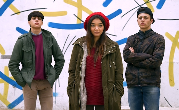 Love Dilemma: la docu-fiction sui teenager, con al sigla di Ghali