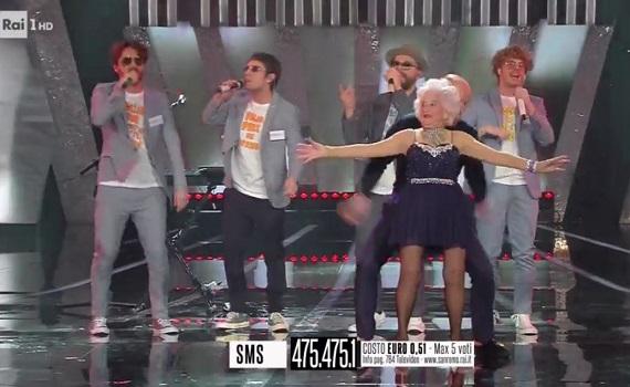 Ascolti Tv speciale Sanremo song 3: vince Lo Stato Sociale, ieri ultimo Mario Biondi
