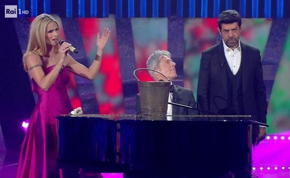 Ascolti Tv analisi 7 febbraio: il Sanremo di Baglioni torna normale senza Fiorello ma spicca col Volo