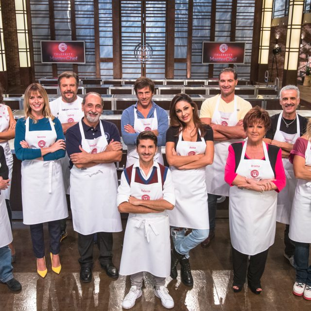 Celebrity MasterChef 2 in chiaro su Tv8