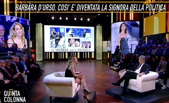 Analisi ascolti tv: Del Debbio rimonta su Formigli con Salvini e D'Urso. L'Europa League 'copre' Celebrity MCF