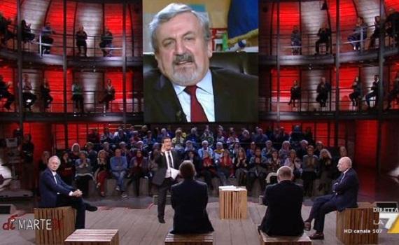 Ascolti Tv analisi 6 marzo: Floris al top con Emiliano. Montalbano sotto le attese