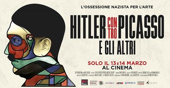Hitler contro Picasso e gli altri: l'ossessione dei nazisti per l'arte