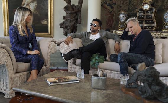Goal Deejay: Sting e Shaggy ospiti di Diletta Leotta