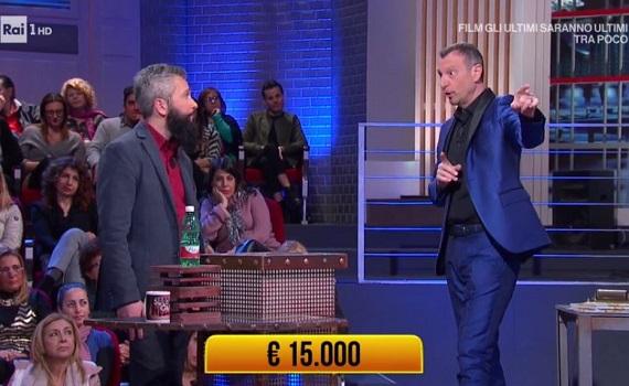 Curve ascolti Tv 3 marzo 2018: picco di Amadues a 6 milioni ma dopo Napoli-Roma Maria a 6,2 milioni