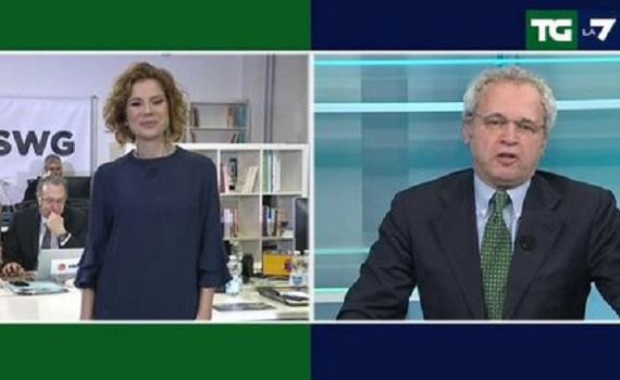 Ascolti Tv analisi 4 marzo: Fazio ok senza derby. Poi Vespa precede Mentana, che stacca Iene e Porro