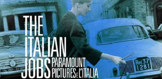 Paramount Channel festeggia due anni di vita con The Italian Job