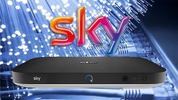 Sky Italia e Open Fiber: contenuti e nuovi servizi dal 2019