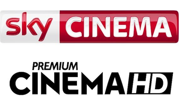 Sky-Mediaset: da oggi i canali cinema di Premium sul satellite