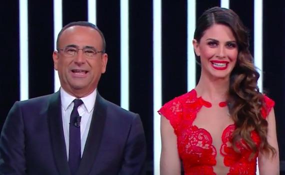 Curve ascolti Tv 25 maggio 2018: Carlo Conti fa il picco