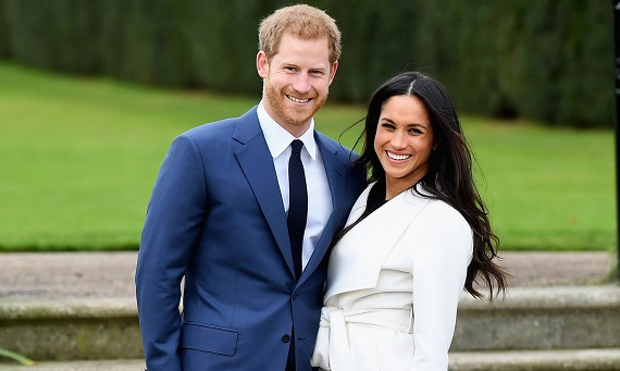 Anche Real Time la diretta per il Royal Wedding, con Katia Follesa
