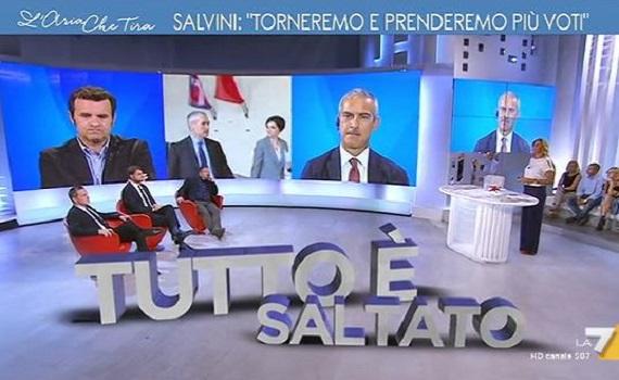 Ascolti tv analisi 28maggio: Nazionale ok. La7 vola anche con Sardoni, Merlino, Pancani e Panella
