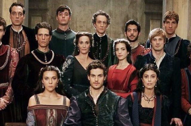Nella serie I Medici, al via stasera su Raiuno, Lorenzo il Magnifico è un sex symbol