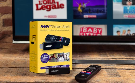 Now Tv si rinnova e marca il territorio delle tv in streaming