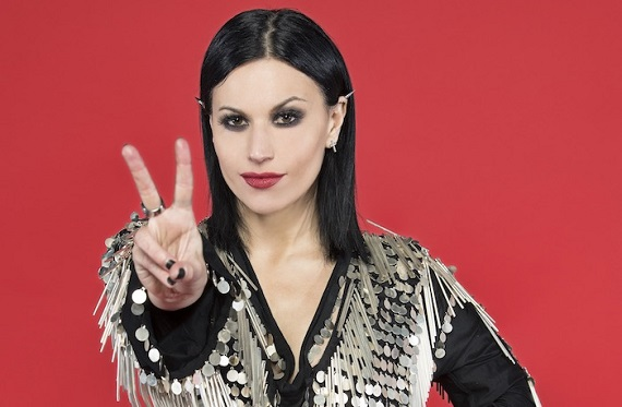 Cristina Scabbia: La tv non mi ha cambiata, dopo The Voice of Italy mi sento fortissima