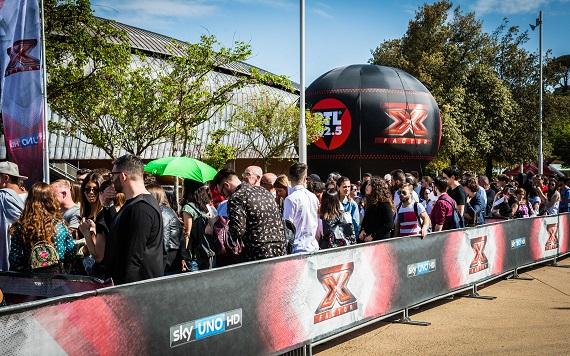 X-Factor 2018: ultimo atto dei casting milanesi