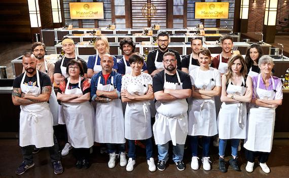 MasterChef All Stars: ecco i 16 concorrenti, in onda su Sky Uno a dicembre