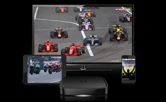 Vodafone Tv: disponibili anche i contenuti sportivi di Sky