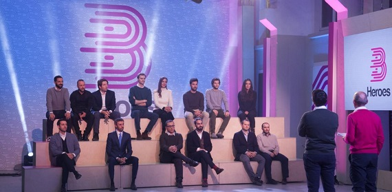 Su Sky Uno le startup migliori d'Italia si sfidano nella seconda edizione di B-Heroes