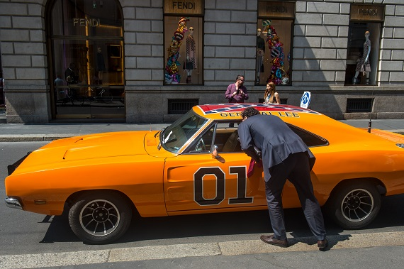 Il Generale Lee di The Dukes of Hazzard arriva a Milano: la serie torna su Spike