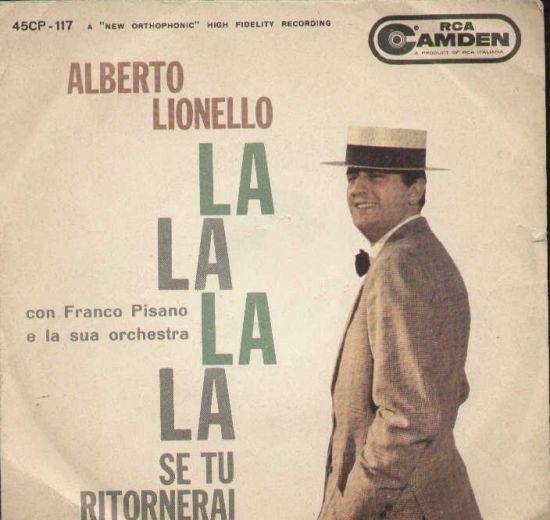 """Le indimenticabili sigle della Tv: """"Canzonissima"""" 1960"""