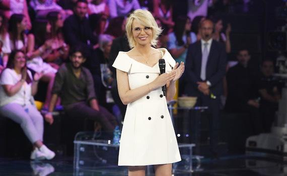 Maria De Filippi: Salvini ha detto di aver visto la finale di Amici? Lui è geniale nella comunicazione