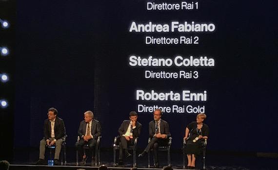 Palinsesti Rai: Mario Orfeo trasforma in uno show personale la presentazione di Milano