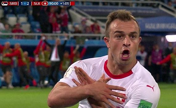 Ascolti tv 22 giugno: vince Serbia-Svizzera col 24%, Ora o mai più 20%
