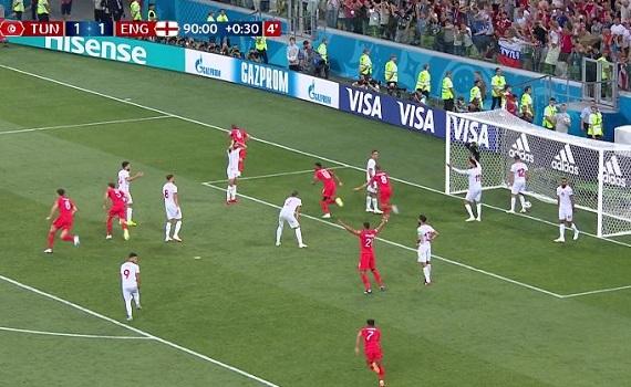 Ascolti Tv 18 giugno tutti i dati: Inghilterra-Tunisia 6,2 milioni, Tutto può succedere (3,2 milioni) batte Balalaika
