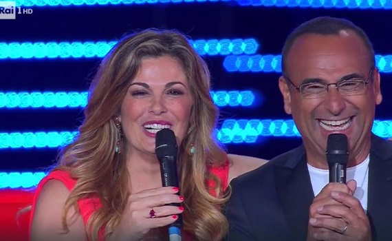 Ascolti tv 12 giugno tutti i dati: Wind Music Awards 3,8 milioni. Vola Gruber con Salvini e super Floris