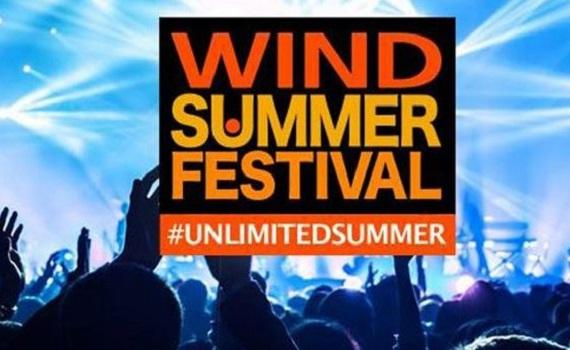 Il Wind Summer Festival scende in piazza. A Roma (poi andrà in tv)