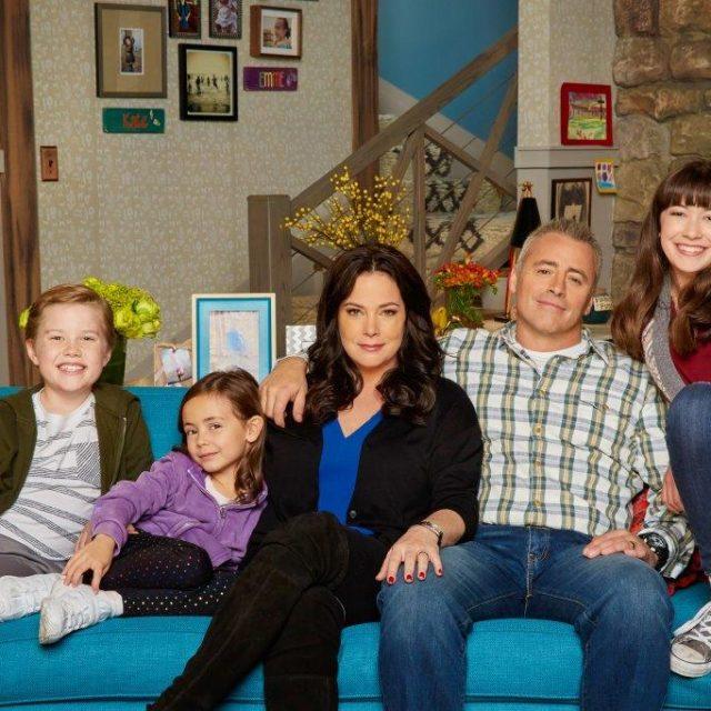 Su Raidue debutta la serie papà a tempo pieno con Matt Le Blanc
