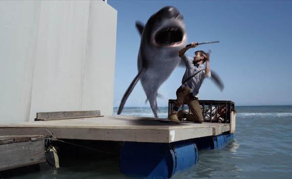 Shark Attack: su Cielo un ciclo di film sugli squali, fino a ferragosto